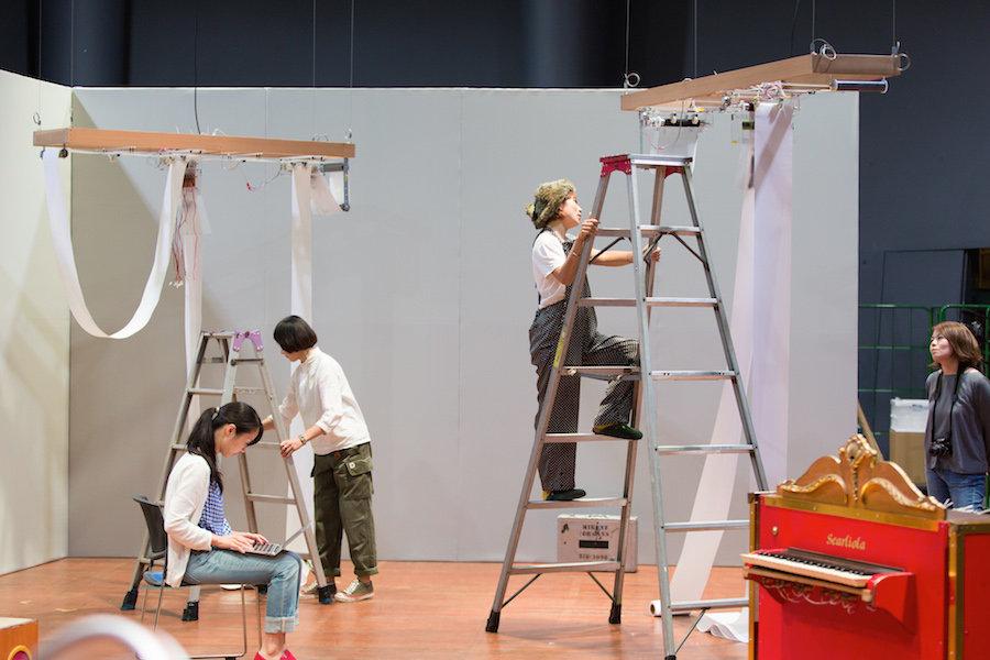美術作品を残すということ 計測する作家・毛利悠子インタビュー