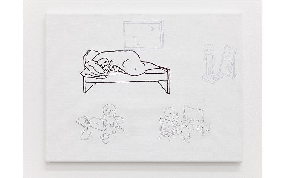 スティーブ・ビショップ、タリオンギャラリーでアジア初個展