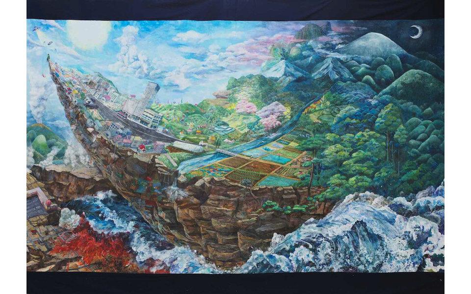「震災と芸術」を考える企画展、川崎市岡本太郎美術館で開催