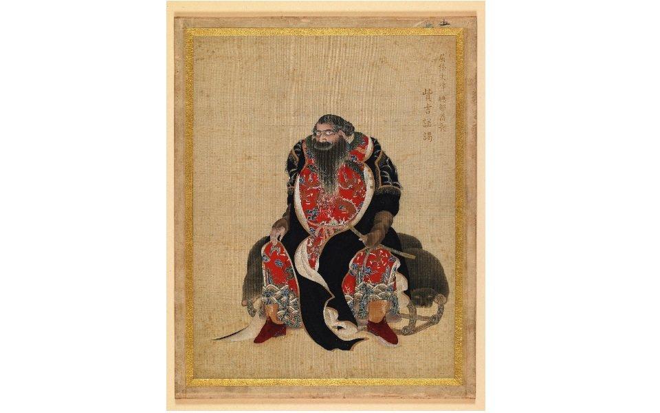 松前藩の家老が描いたアイヌの肖像がフランスからやってくる!