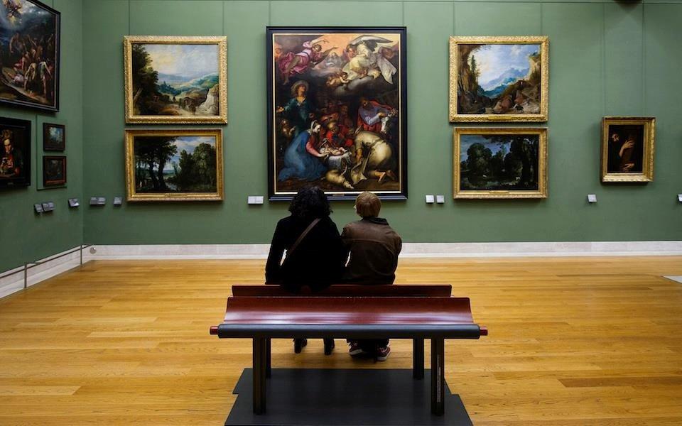 MoMAもルーヴルも身近に! 海外美術館のインスタグラム