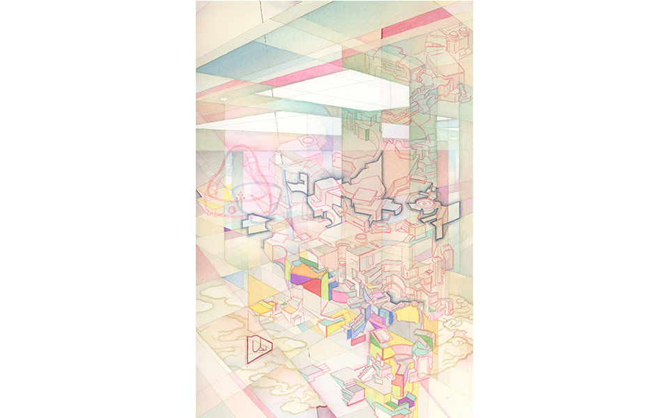 今度のテーマは室町時代と近現代美術!? ミヅマで山口晃新作展