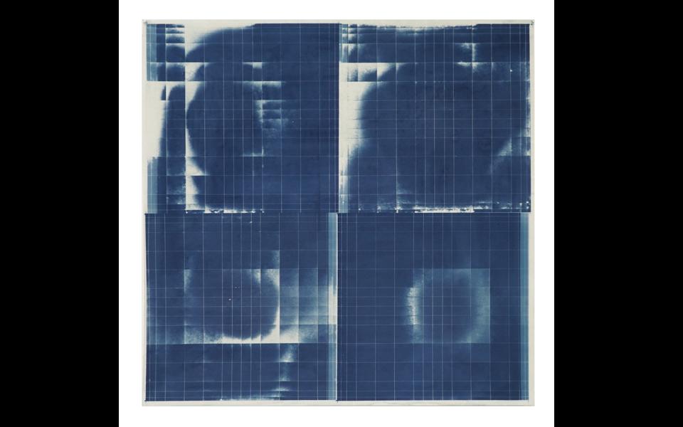 スティーブ・ライヒと太陽光で写し取る 篠田太郎が個展開催