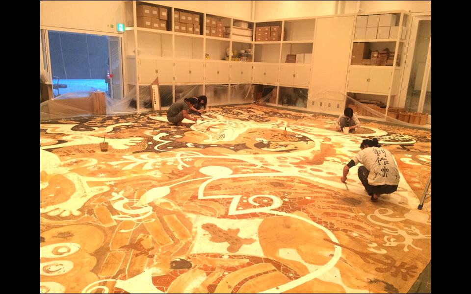 青森県美でアート×博物資料の「青森EARTH」展が今年も開催