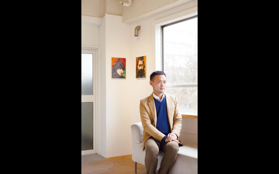 ギャラリストの新世代 KEN NAKAHASHI・中橋健一