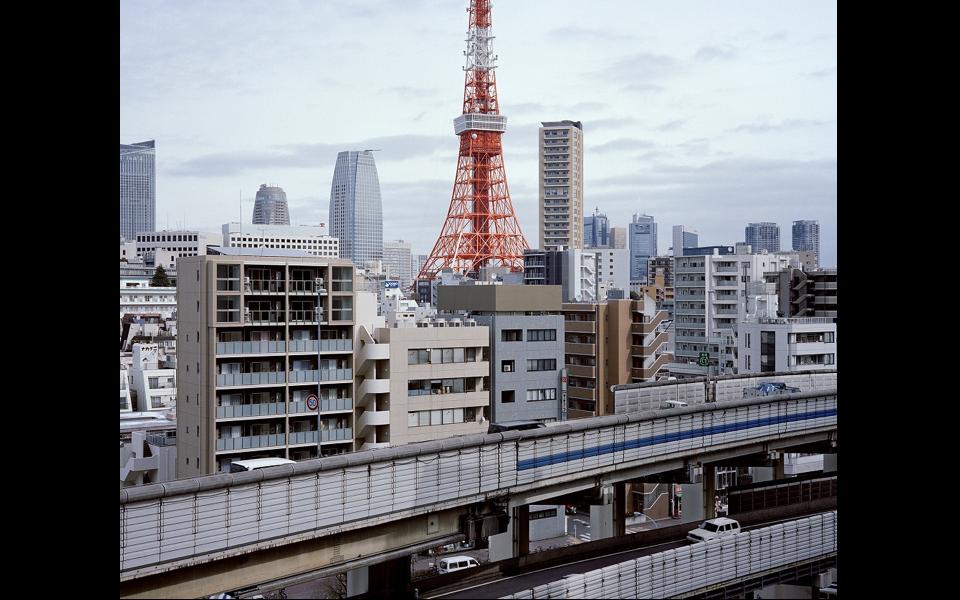 6人が写した東京の姿。リニューアルしたTOPで企画展開催
