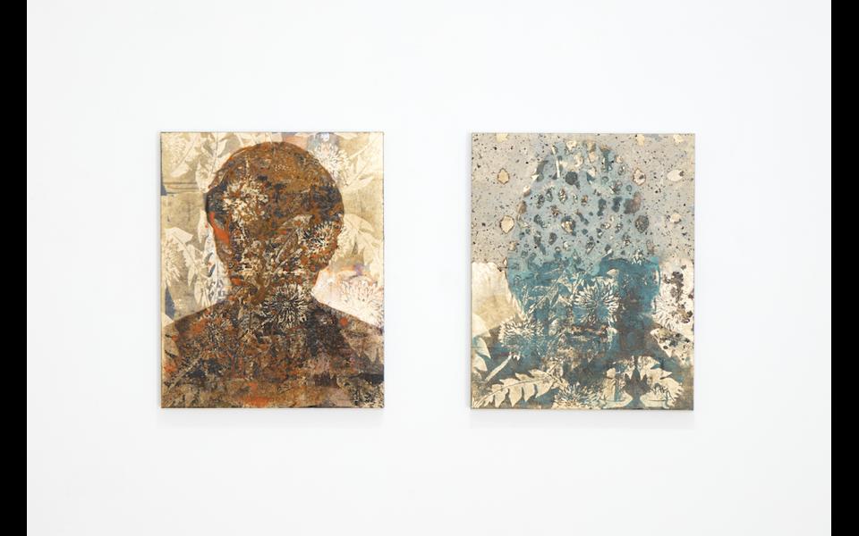 不確かな「自己」を見つめる宮ケ丁渡、ナナタスギャラリーで個展