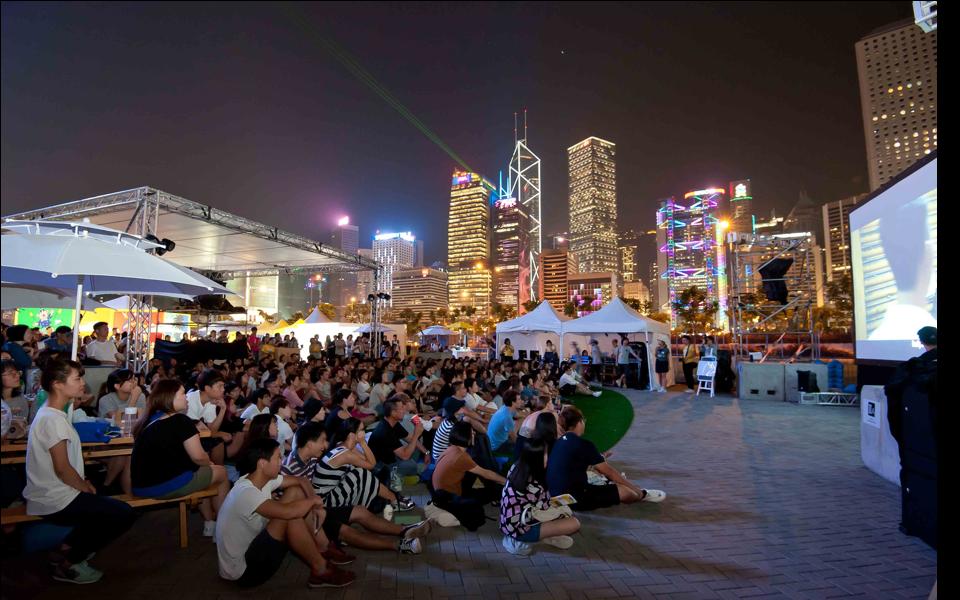 大山エンリコイサムの香港トラベル・レポート