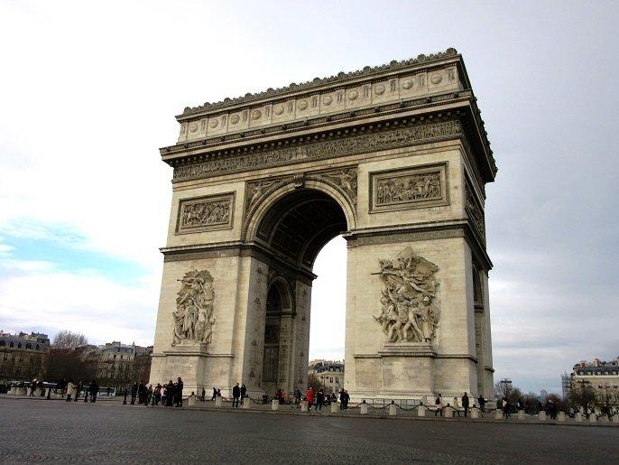 パリ市がお勧めする「文化遺産散歩」!第一次世界大戦編