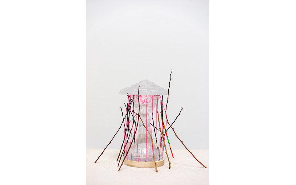 新たな植物としての彫刻 ユカ・ツルノ・ギャラリーで狩野哲郎展